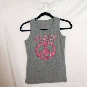 Peace tank top from Children's Place